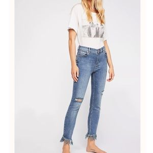 Free People | Greatest Heights Skinny Jeans